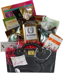 Picture of Doctor's Orders Gift Basket