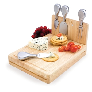Picture of Picnic Time Asiago Folding Cheese Board