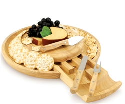 Picture of Picnic Time Colby Cheeseboard