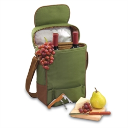 Picture of Picnic Time Duet Wine & Cheese Tote