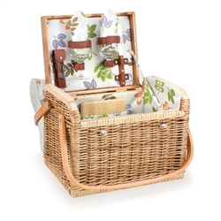 Picture of Picnic Time Kabrio-Botanica Wine & Picnic Basket