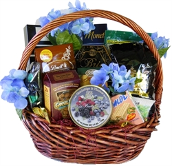 Picture of Sincere Sympathy Gift Basket