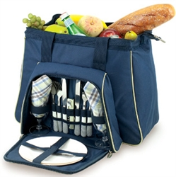 Picture of Picnic Time Toluca Cooler Tote