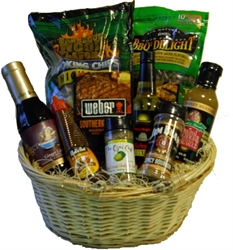 Picture of Backyard Barbecue Gift Basket