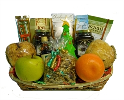 Picture of Christmas Country Brunch Gift Basket