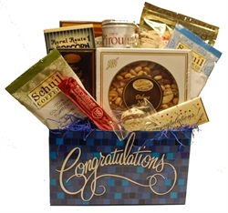 Picture of Congratulations Are In Order ! Gift Basket