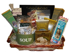 Picture of Soups On ! Gift Basket