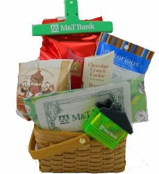 Picture of Treats and Trinkets Gift Basket