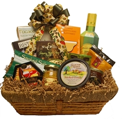Picture of Appetizer Party Gift Basket