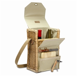 Picture of Picnic Time Corsica Wine & Cheese Basket