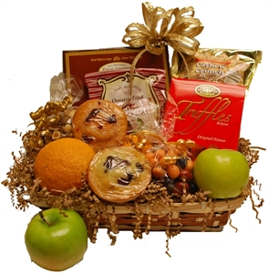 Picture of A Piece of Paradise Gift Basket