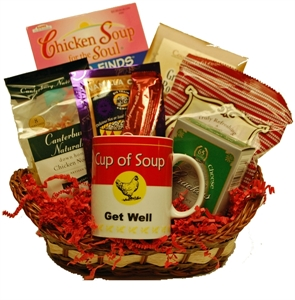 Picture of Chicken Soup for the Soul Gift Basket
