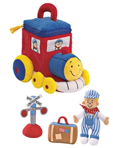 Picture of Gund My Choo Choo Train Playset