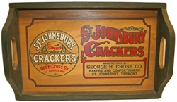 Picture of St. Johnsbury Wooden Tray
