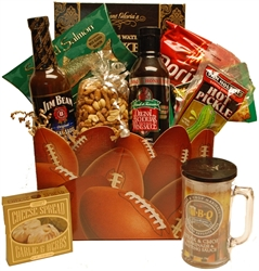 Picture of Football Favorites Gift Basket