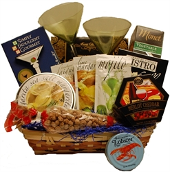 Picture of It's 5 O'Clock Somewhere ! Gift Basket