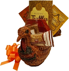 Picture of Turkey Treats Gift Basket