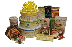 Picture of Make A Wish! Birthday Cake Gift Box Tower