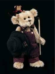 Picture of Bearington Bear - Sir Gus the Monkey Trainer