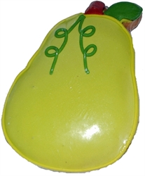 Picture of Hand Decorated Pear Cookie