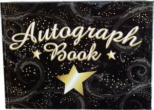 Picture of Autograph Book