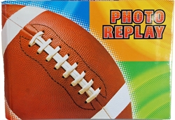 Picture of Football Photo Replay Photo Album