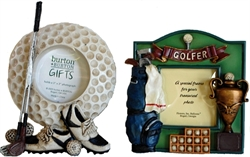Picture of Golf Picture Frames