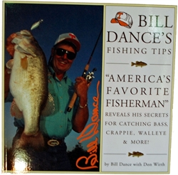 Picture of Bill Dance's Fishing Tips Book