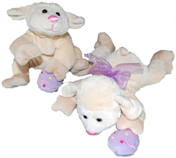 Picture of Easter Lamb Plush