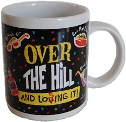 Picture of Over the Hill Mug