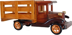 Picture of Wooden Truck - Stake Bed Trucks