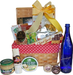 Picture of Picnic Classic Gift Basket