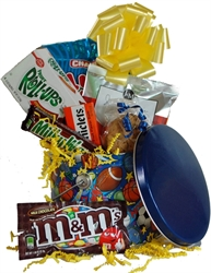 Picture of Sports Tin Gift Basket