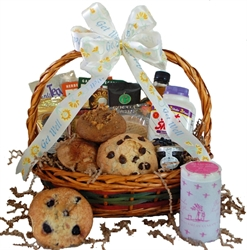Picture of Rise & Shine Gift Basket