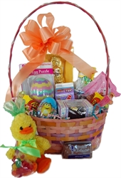 Picture of Easter Basket - Just Ducky