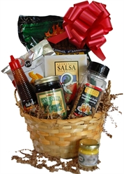 Picture of Hot Off The Grill Gift Basket