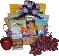 Picture of Here's To Your Health Gift Basket
