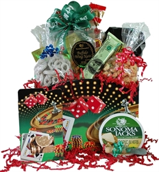 Picture of Casino Night Gift Basket