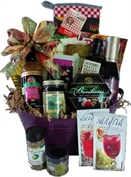 Picture of Dressed to Grill Gift Basket