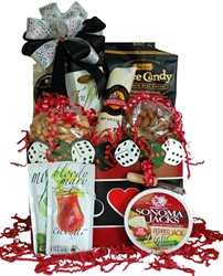 Picture of Ante Up Gift Basket