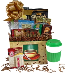 Picture of Coffee Lover Gift Basket