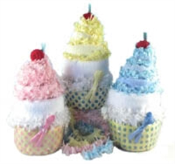Picture of Diaper Cupcake Pinata