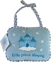 Picture of Baby is Sleeping Pillow, Little Prince