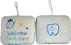 Picture of Tooth Fairy Door Knob Pillow