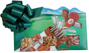 Picture of Golf Snacks Window Box