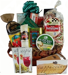 Picture of Buon Appetito Gift Basket