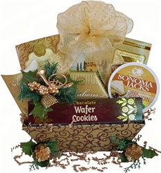 Picture of Yuletide Delight Gift Basket