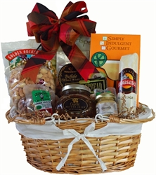 Picture of Savory Fare Gift Basket