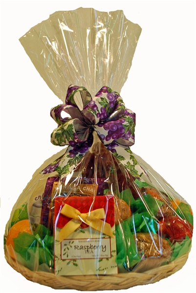 A one of a kind gift albany ny gift baskets muffin fruit tea gift picture of muffins fruits teas gift basket negle Image collections