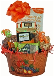 Picture of Autumn Treats Gift Basket, Large
